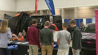 'Find Your Inspiration' helps kids explore career options - Video