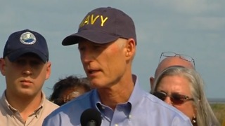 Governor Scott trying to speed up repairs