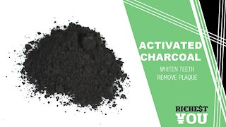 Naturally Whiten Your Teeth with Activated Charcoal | Richest You Health