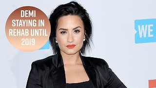 An update on Demi Lovato in rehab - Video