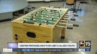 See inside the new One.n.ten youth center - Video