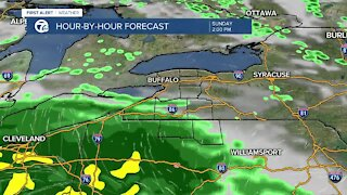 7 First Alert Forecast 11 p.m. Update, Friday, May 7