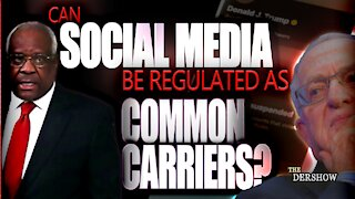 Can Social Media be Regulated as Common Carriers?