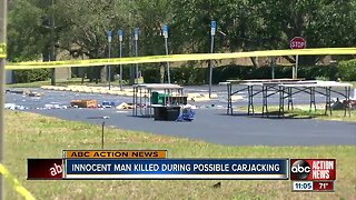 Carjacking in Pasco County leads to fatal crash, shuts down parts of SR 52