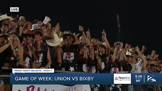 Game of the Week: Union vs. Bixby
