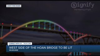 First phase of Hoan Bridge lights project moves forward