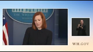 Psaki Admits Biden's Infrastructure Bill Isn't About Infrastructure
