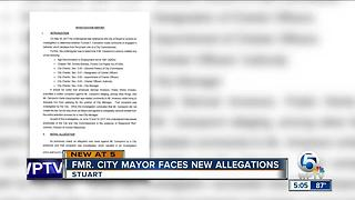 Former Stuart Mayor Tom Campenni faces new allegations - Video