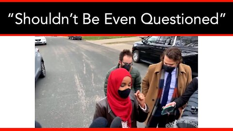 """Omar On Chauvin: 'Feels Like a Closed Case"""" … """"Shouldn't Be Even Questioned"""""""