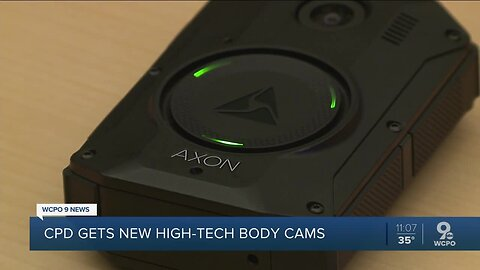 Local activists weigh in on new Cincinnati Police body camera technology