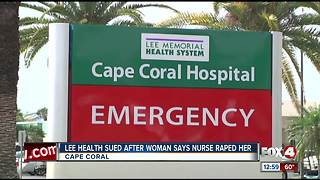 Lee Health sued over Cape hospital rape - Video
