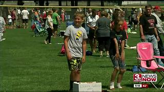 Ravenna celebrates the eclipse 5p.m. - Video