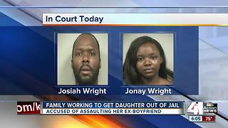 Family working to get daughter out of jail - Video
