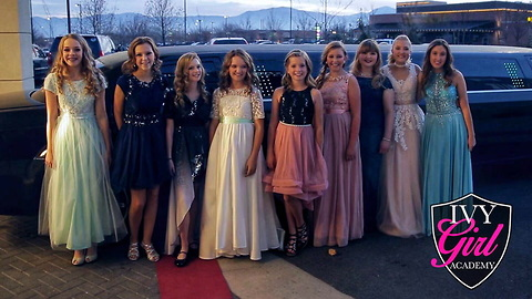 In This Inspiring Pageant, Young Women Show Off Their Talents As Leaders!