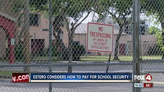 Local officials question new school security law - Video