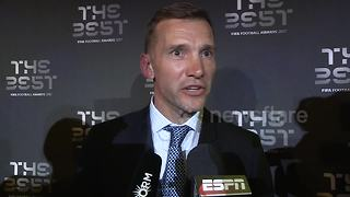 Shevchenko says Chelsea right to sell Diego Costa - Video