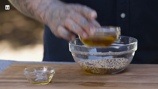 Miller Lite Get Grilling Mustard Blue - Video
