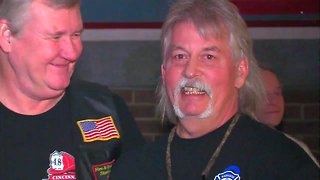 Harrison Fire Department holds fundraiser for retiring deputy chief with dementia, ALS