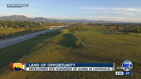 Developers seek to triple in size proposed Louisville development