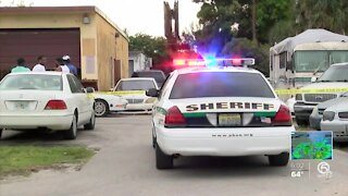 Man shot and killed near West Palm Beach, suspect in custody