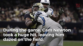 Panthers Admit To Breaking Protocol With Cam Newton Injury - Video