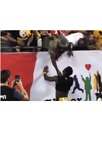 Like Father Like Son: Antonio Brown Clasps His Well-Known Dad's Hand After Steelers Win