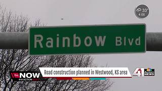 Westwood officials may take 47th Street down to 3 lanes - Video