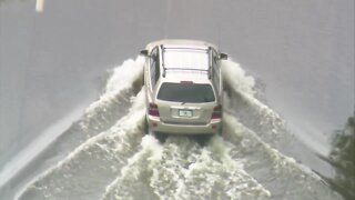 CHOPPER 5: Flooding in Martin County