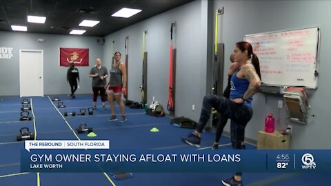 Palm Beach County gym owner waits on next round of PPP loans