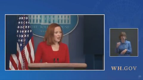"""Biden Press Sec Confronted On The Border """"You're Sending The Message That These Migrants Can Come"""""""