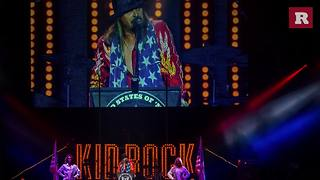 Kid Rock ends rumors of running for U.S. Senate | Rare People - Video