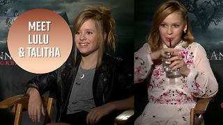 Are these Hollywood's most adorable new actresses? - Video