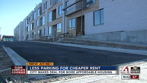 City council passes ordinance to help city's affordable housing shortage