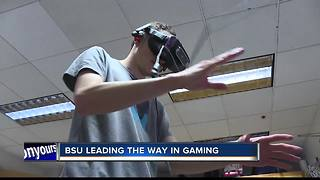 Boise State leading the way in gaming - Video