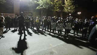 Oregon Local And State Officers Replace Federal Agents In Portland