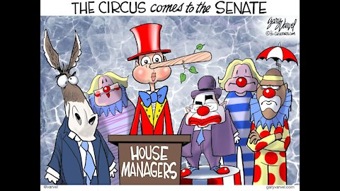 OUTRAGEOUS! THE CIRCUS IS IN TOWN AND THE TICKET ISN'T WORTH IT!
