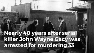 41 Years After Being Killed, DNA Identifies An Unknown Victim Of John Wayne Gacy - Video