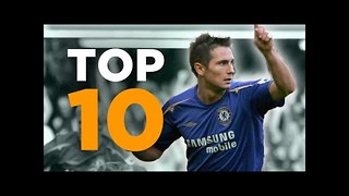 Top 10 Premier League Assist Makers - Video