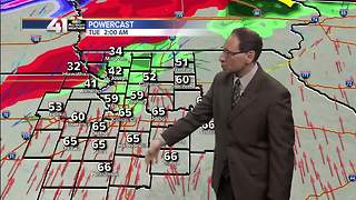 Jeff Penner Sunday Afternoon Forecast Update 2 18 18 - Video
