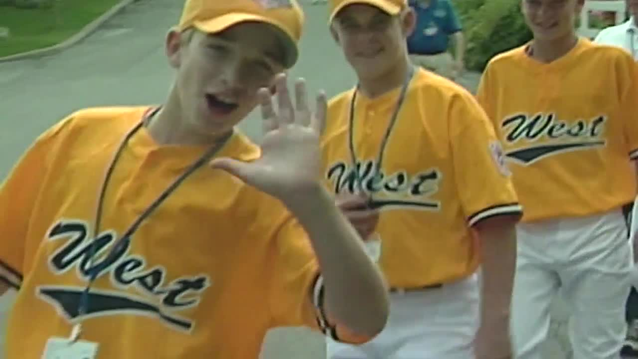 Looking back at the 1999 LLWS team from Boise