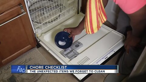 Household chores you're likely forgetting