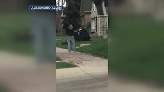 RAW VIDEO: Suspect Scuffles with Milwaukee Police Officers - Video