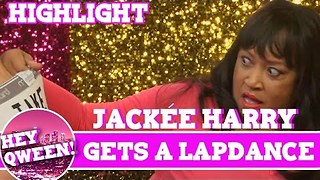 Hey Qween! Highlight: Jackee Harry Gets A Lap Dance - Video