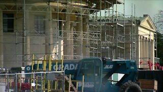 Making Progress: Work continues as Albright-Knox transforms into Buffalo AKG Art Museum
