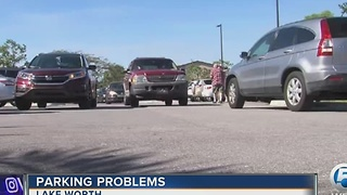 Parking problems in Lake Worth - Video