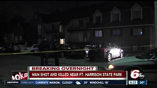 Person shot, killed near Fort Harrison State Park - Video