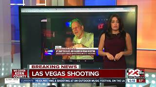 First photo of Las Vegas shooter Stephen Paddock - Video