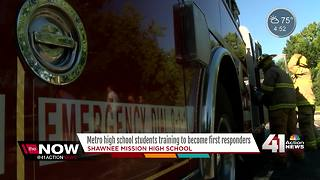 SMHS students get on-the-job experience early - Video