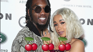 "Cardi B Claims She Hit ""Baby Daddy Jackpot"" With Offset!"