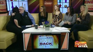 Blend Extra: Giving Back to a Deserving Organization